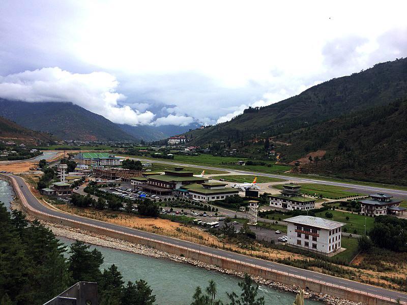 Paro,_Bhutan