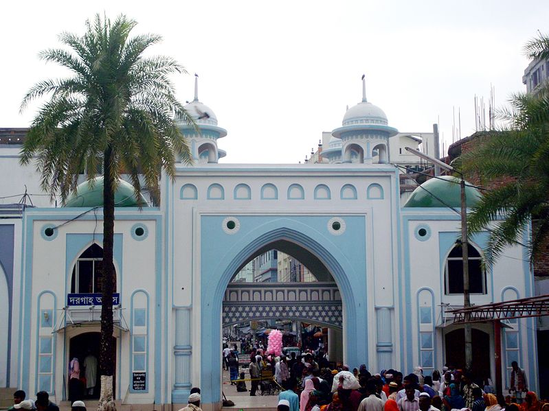 Shah_Jalal_Mazar_at_Sylhet